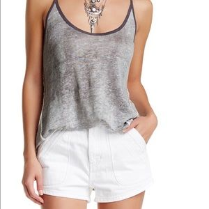 Free People Sweet Surrender High Rise Shorts